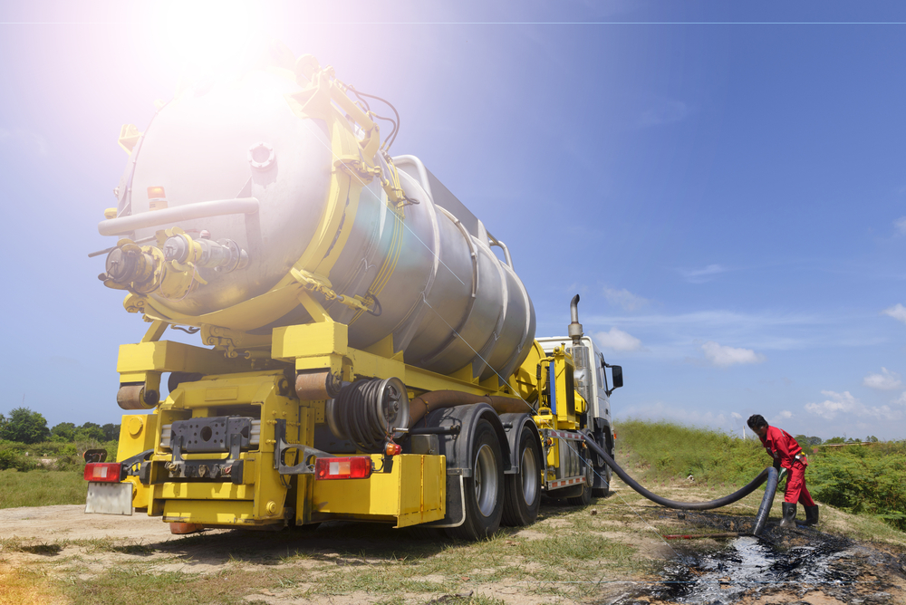 vacuum truck for hydrovac