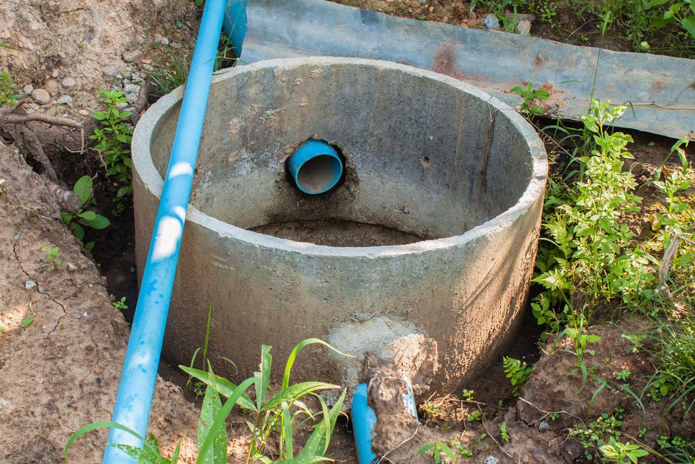 septic tank and septic system